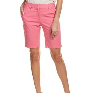 J. McLaughlin coral Bermuda shorts size 10